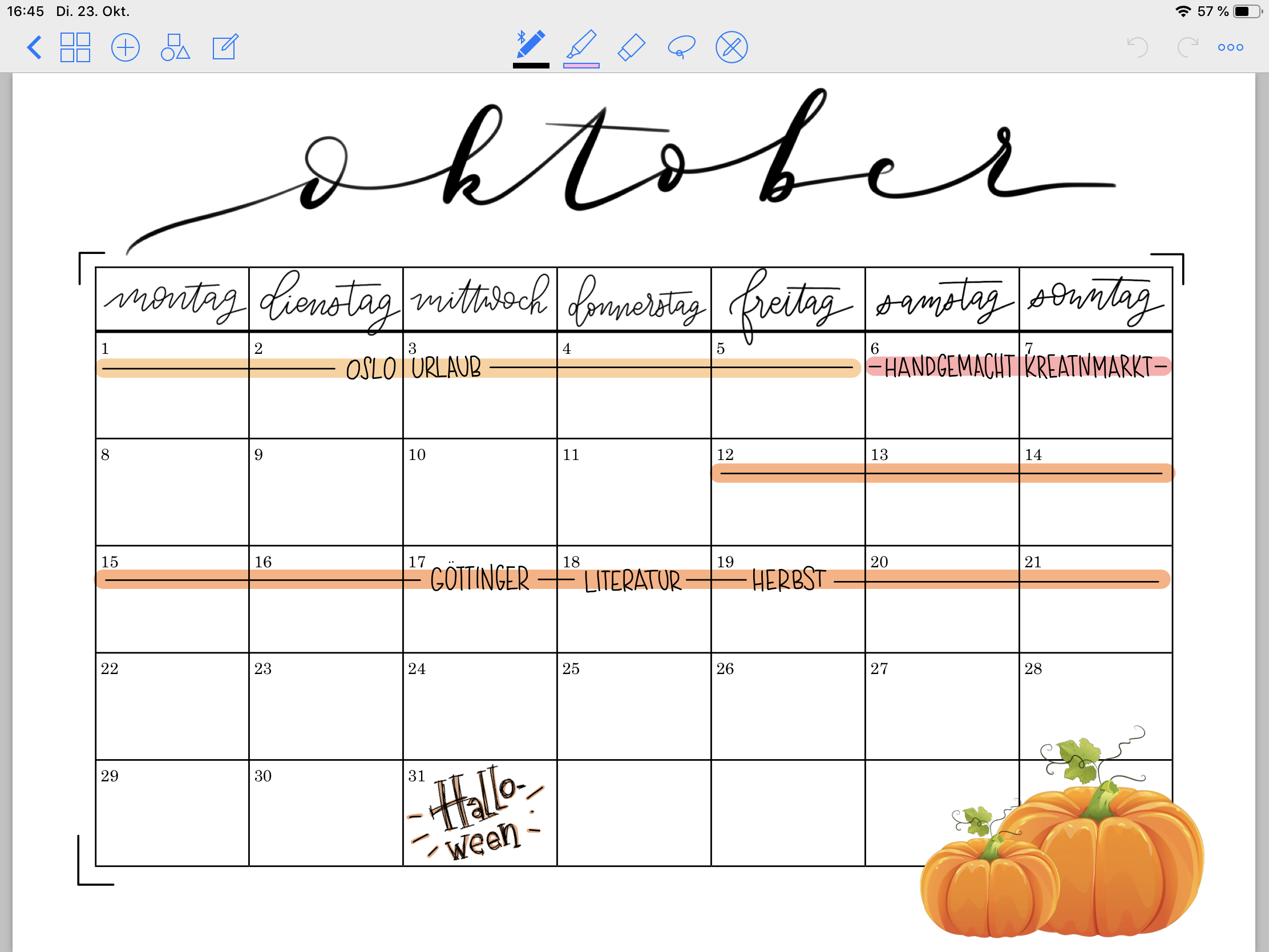 My Digital Planner